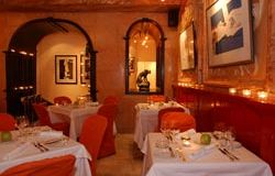 ресторан Cafe des Artistes 2