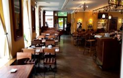ресторан Chez Geraldine 6