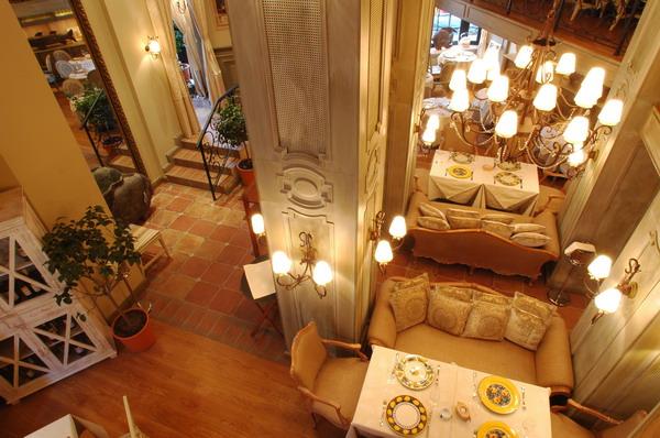 Ресторан Da Giacomo (Да Джакомо) , меню ресторана Da Giacomo в ...