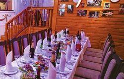Ресторан Арт-кафе Табакерка 1