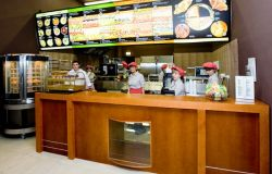 ресторан багеттерия 3