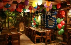 Ресторан берлога 7