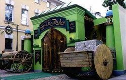 ресторан Чайхона Учкудук 5