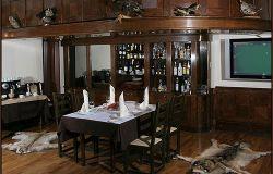 ресторан Дипломатический Охотничий клуб 1