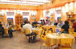 ресторан Дом оранжевой коровы 1
