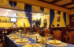 Ресторан Дорогомиловский домик1