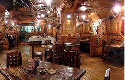 ресторан Джон Сильвер 3