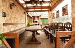 ресторан Фортеция Берег 3