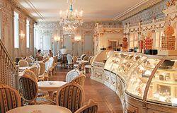 ресторан Кондитерская кафе Пушкин 1