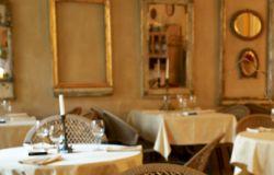 ресторан люстра 1