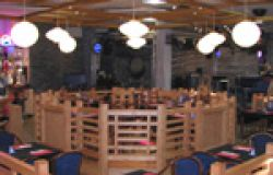 ресторан Мегасфера 2