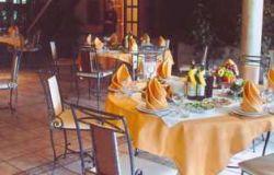 ресторан ночной дворик 4