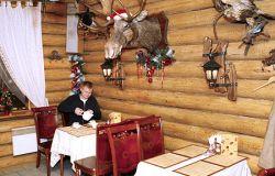 ресторан охотничий домик 2