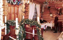 ресторан охотничий домик 3