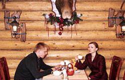 ресторан охотничий домик 6