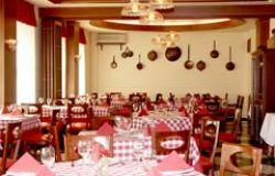 ресторан Остерия Да Чикко3