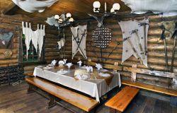 ресторан Рыбацкая деревня 3