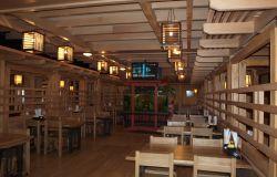 ресторан Суши moon 3