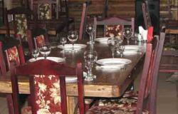 ресторан в гостях у лени 1
