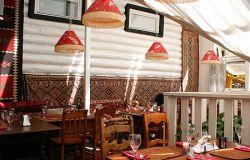 ресторан веранда у дачи 1