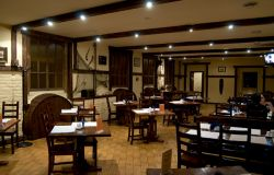 ресторан Янтарь 1