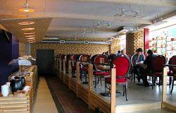 Ресторан Японские дрова 1