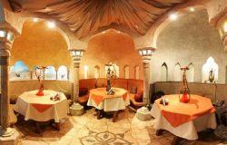 Ресторан за барханами 1