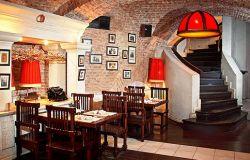 ресторан Золотая рыбка 1
