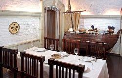 ресторан Золотая рыбка 3